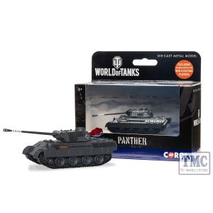 WT91206 Corgi World of Tanks - Panther Tank