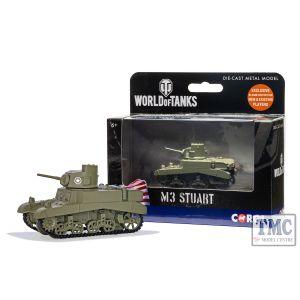 WT91209 Corgi World of Tanks M3 Stuart
