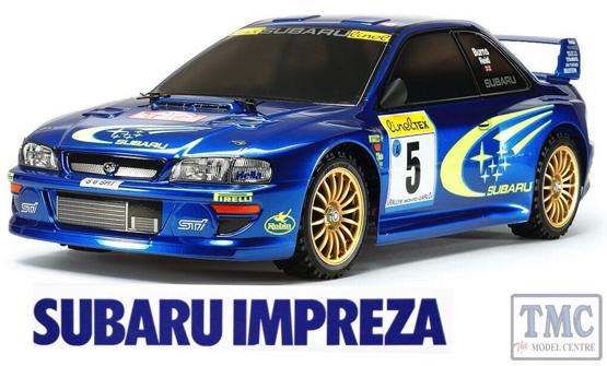 Tamiya Subaru Impreza