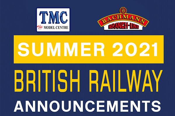 2021 Bachmann Summer Range