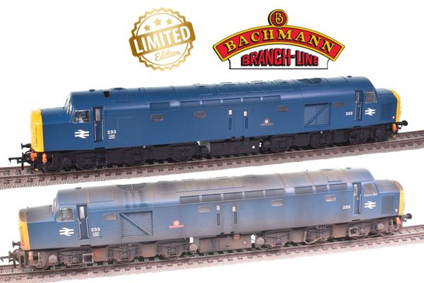 Bachmann Class 40
