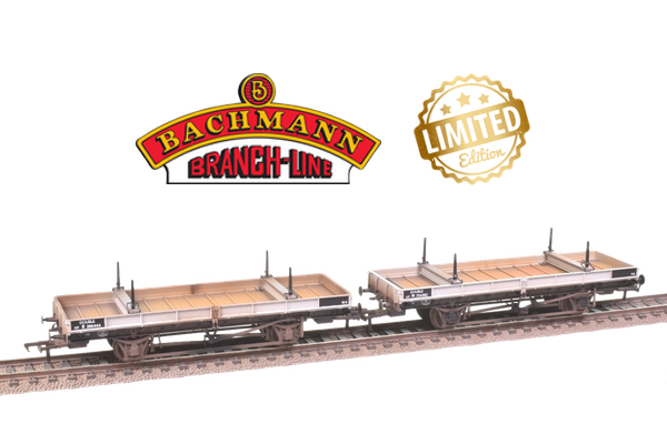 Plate & Bolster Wagons