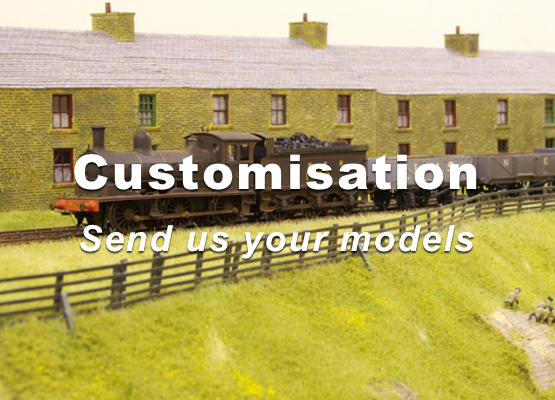 Send your models to TMC for Weathering Customisation
