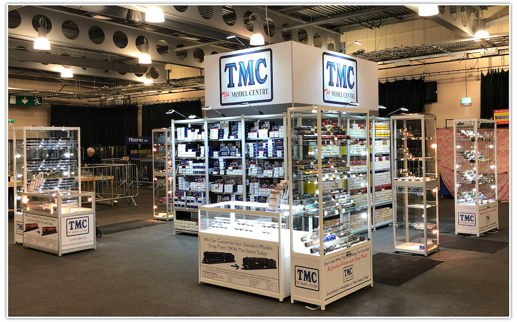 TMC Exhibition Stand