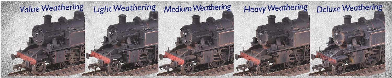 Steam Close Up Weathering Comparison