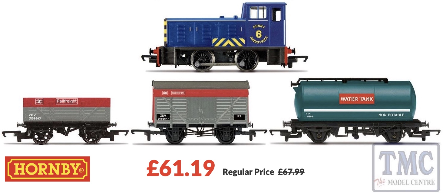 Hornby Diesel Freight Train Pack